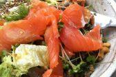 Recipe: Salmon and avocado salad