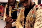 Swizz Beats set to party up a storm in SA, spotted shopping in Jozi