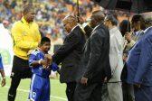 Jacob Zuma's soccer moments