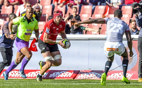 Warren Whiteley's injury-riddled 2017 means he needs to prove some doubters wrong again. (Photo by Sydney Seshibedi/Gallo Images)