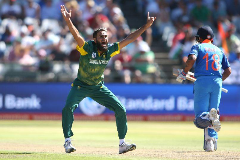 Imran Tahir Subjected to Racial Abuse in Johannesburg ODI