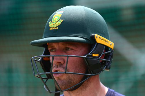 AB de Villiers. (Photo by Lee Warren/Gallo Images)