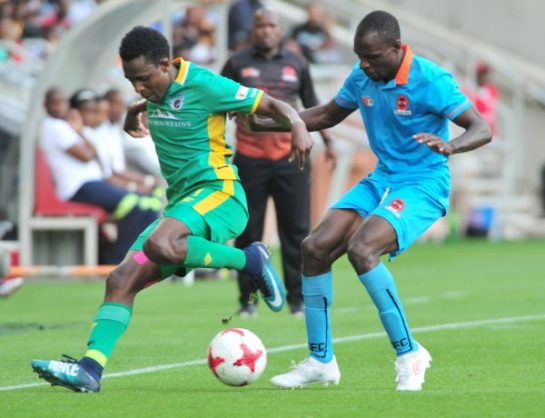 Chiefs and Sundowns target to stay with Baroka