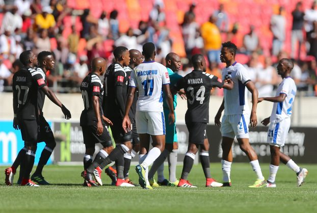 Blow by blow: Chippa United vs Orlando Pirates