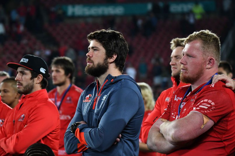 Will a fit Warren Whiteley inspire the Lions? (Photo by Wessel Oosthuizen/Gallo Images)