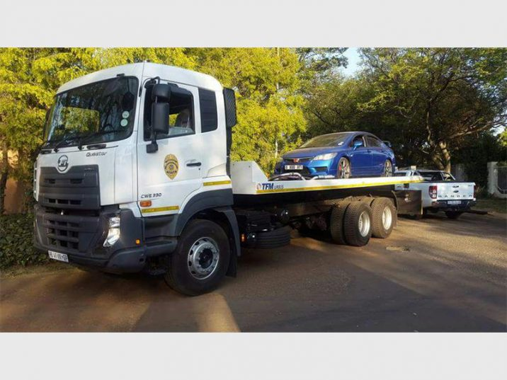 The EMPD allegedly confiscated Byron Viljoen's cars illegally.