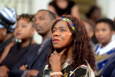 Madonsela joins Outa's view on parly's state capture inaction