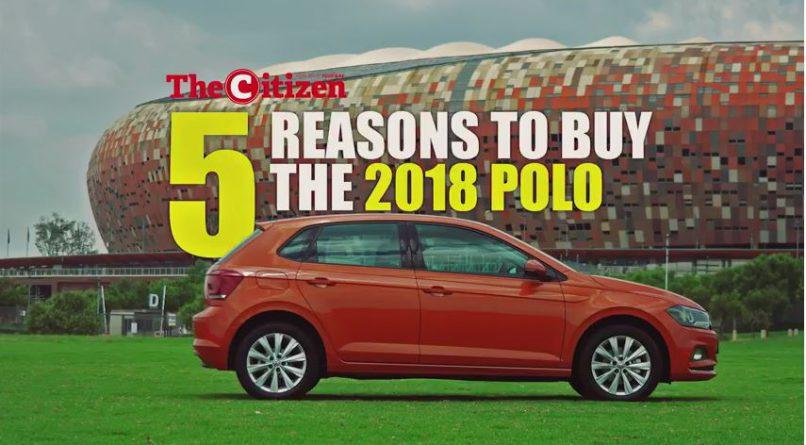 The 2018 Polo.