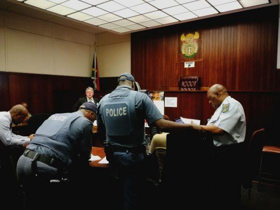 Alleged Glebelands 'hitmen', including Durban cop, appear for bail