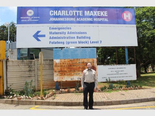 DA Gauteng Shadow Health MEC, Jack Bloom, says a management shake-up at the Charlotte Maxeke Johannesburg Academic Hospital is needed to ensure a safe and pleasant environment for patients and staff