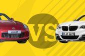 Old school versus new school – Nissan 370Z and BMW M240i go head-to-head