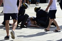 Germany nabs Russian hooligan over Euro 2016 attack on England fan