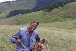 Missing Eastern Cape police dog Olive found unharmed