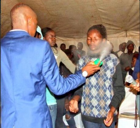 Doom pastor found guilty on five charges