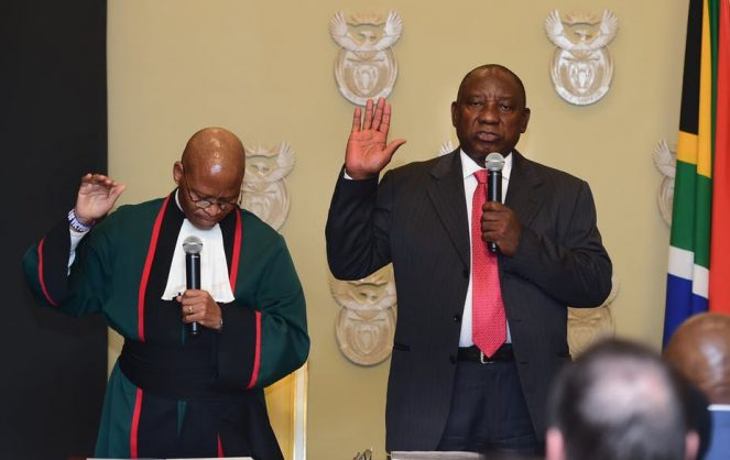 What Ramaphosa Needs To Do To Fix South Africas Foreign Relations