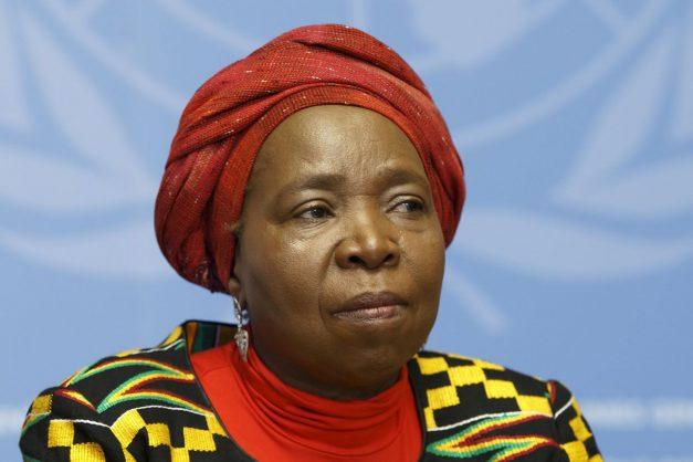 Nkosazana Dlamini-Zuma. Picture: EPA