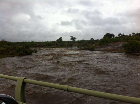 H9 Maswidzudzu bridge en-route from Phalaborwa to Letaba Rest Camp.