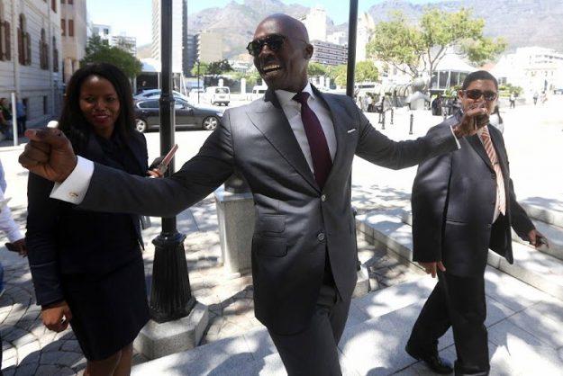 Former minister Malusi Gigaba. Image: Twitter/TimesLIVE