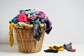 How to keep clothes clean during a water shortage