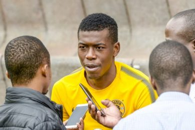 Ex-Chiefs defender forced to stay in Zimbabwe after international break