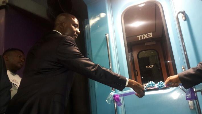 New Joburg-Musina passenger train service launched