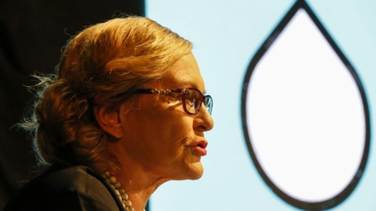 Helen Zille. Picture: Gallo Images.