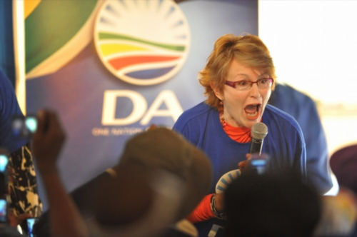 DA leaders must think before tweeting