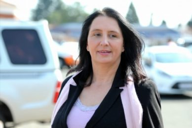 Momberg will only be able to clear her criminal record after 10 years