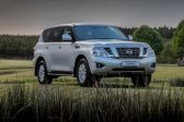 DRIVEN: Nissan Patrol is aimed at people with a distinctly affluent taste