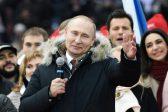 An agenda behind demonising Putin
