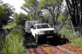 Toyota's single-cab Hilux put through its paces