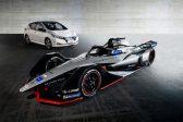 Nissan reveals concept livery for its Formula E debut season