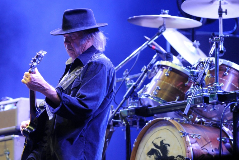 Neil Young, Beck, Lorde at Quebec's summer festival