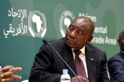 Ramaphosa wants single currency for Africa