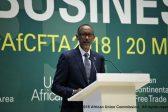 Ramaphosa arrives in Rwanda for crucial AU Summit