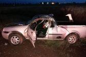 One killed, seven injured in Gauteng bakkie crash