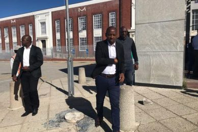 ANC NMB councillor Andile Lungisa found guilty of assault