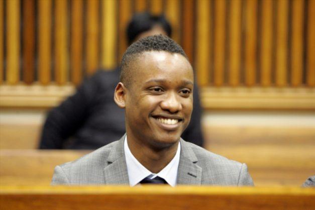Former president Jacob Zuma's son, Duduzane Zuma.