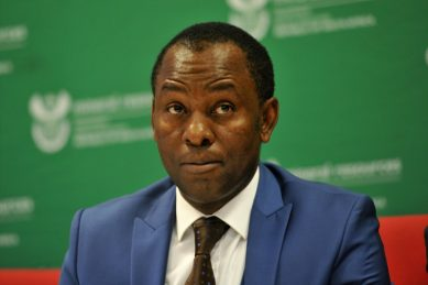 'Some of us are treated worse than De Klerk,' says Zwane at Bongo corruption case