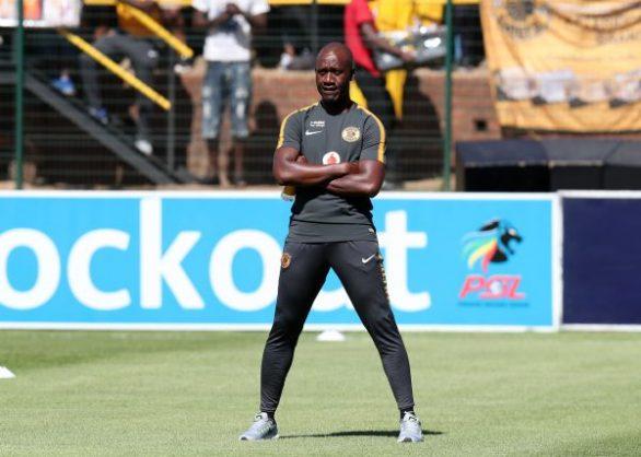 Patrick Mabedi, interim coach of Kaizer Chiefs (Muzi Ntombela/BackpagePix)