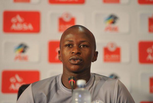 Siphesihle Ndlovu of Maritzburg United (Pic Sydney Mahlangu/BackpagePix)
