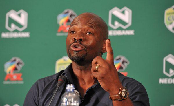 Steve Komphela, coach of Bloemfontein Celtic  (Pic Sydney Mahlangu/BackpagePix)