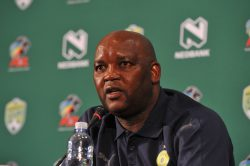Pitso happy with 'effective' Sundowns