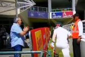 WATCH: David Warner clashes with a spectator!