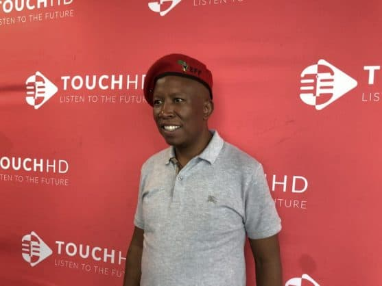 Malema says the ANC will lose Gauteng, with or without 'Ramaphoria'