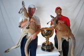 It's the Big Easy vs Tiger at next year's Presidents Cup