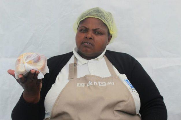 Elizabeth Khumalo.