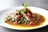 Recipe: Grilled sirloin, whisky and black pepper au jus