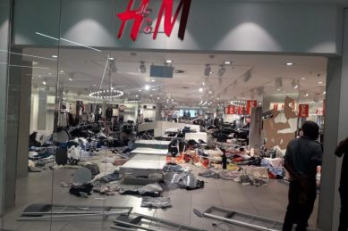 'Racist' H&M overhauls SA operations after EFF protests