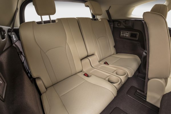 New Lexus Rx >> Third row seats the charm with all-new Lexus RX 350L – The ...